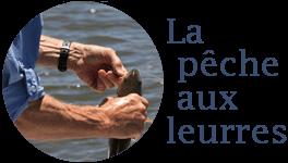 La pêche aux leurres