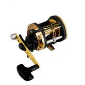moulinets à tambour pour la pêche aux leurres